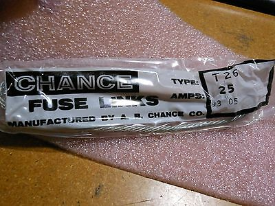Ab Chance Fuse Link Part M25T26 Nsn 5920 00 438 4970