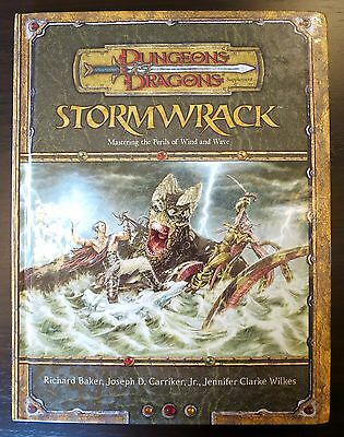 Stormwrack - 3.5 Dungeons & Dragons - Excellent condition