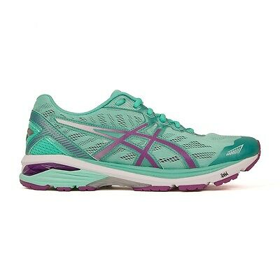 Asics Women's GT1000 5 Running Shoes Mint/Orchid/Cockatoo (T6A8N.6736)