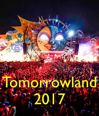 Tomorrowland 2017 - Magnificent Greens Package Weekend 1