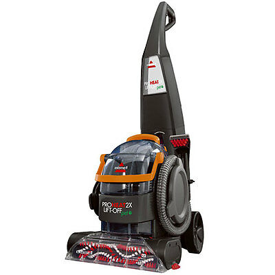 Bissell ProHeat 2X Lift-Off Pet Upright Carpet Spot Deep Cleaner 15651 2-in-1