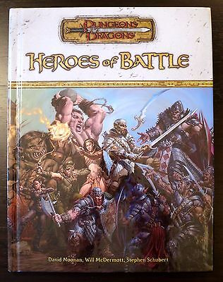 Heroes of Battle - 3.5 Dungeons & Dragons