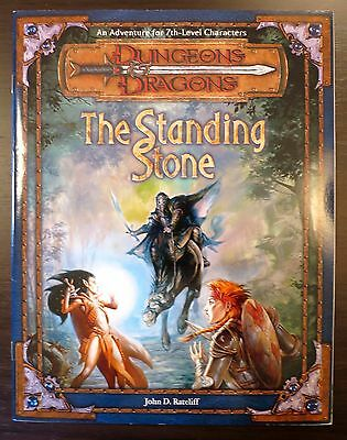 The Standing Stone - Dungeons & Dragons - Near mint