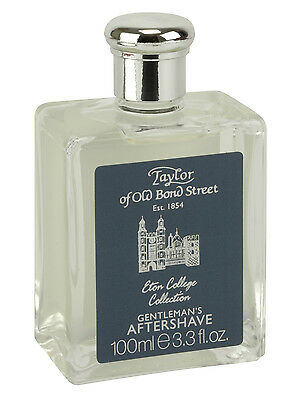 Taylor of old Bond Street ETON COLLEGE After Shave Lotion 100ml England