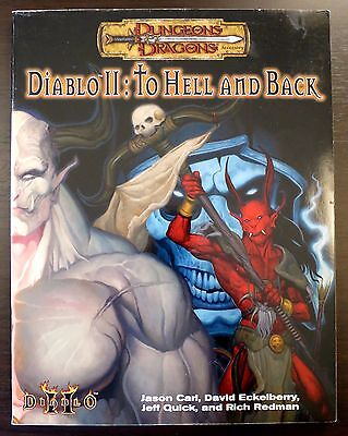 Diablo II To Hell And Back - Dungeons & Dragons