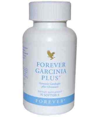 s Forever Living Garcinia PluSupplement 70 Softgel Effective Weight Loss X1 Unit