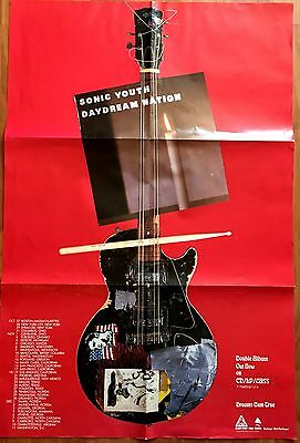 Sonic Youth Daydream Nation Poster