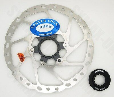 Shimano Deore LX / SLX SM-RT64 180mm  Center-Lock / Centrelock  Disc Brake Rotor