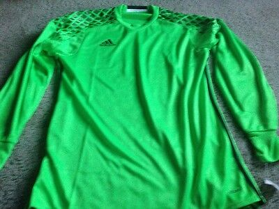 Adidas Onore Soccer Goalie Jersey. Youth Medium. New.