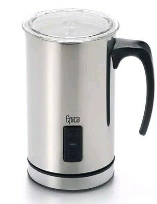 Epica Automatic Electric Milk Frother and Heater Carafe