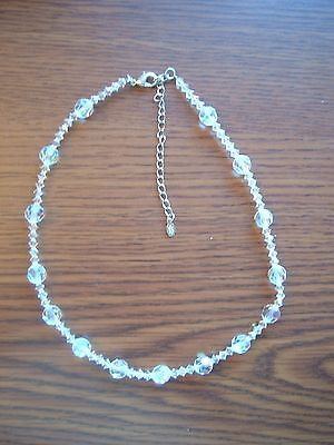 Kirk Folly Collection  - (Beautiful Vintage Crystal Beaded Necklace)