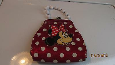Red Minnie Mouse Child's Purse