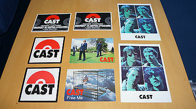 Cast - Collection of Promo Postcards (The La's)