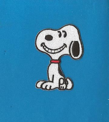 Snoopy Peanuts Iron On Embroidered Hat Jacket Hoodie Patch Crest