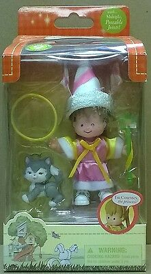 PADDYWHACK LANE 40201 Courtney the Princess Poseable Play Figure NEW