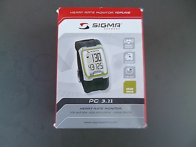 Sigma Heart Rate Monitor