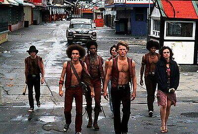 "7567 Hot Movie TV Shows - The Warriors 1979 11 20""x14"" Poster"