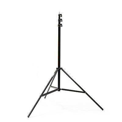 Weifeng WT-808 Professional Light Stand 3.8m Max Height for Studio Lighting
