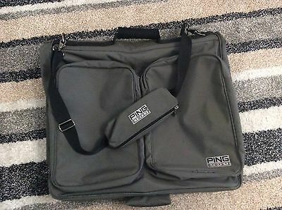 Ping Golf Travel Garment Suitcase Bag Holdall Clothing Grey