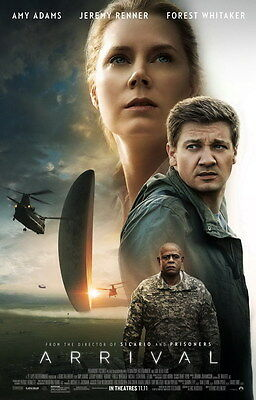 "5800 Hot Movie TV Shows - Arrival 2016 24""x37"" Poster"