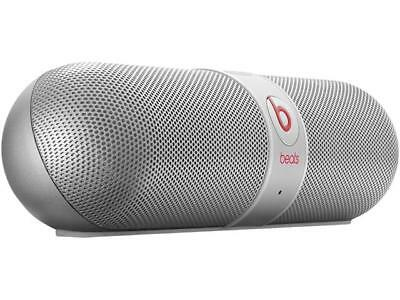 Beats by Dr. Dre Pill 2.0 Bluetooth Wireless Portable Speaker (Silver) - A Grade