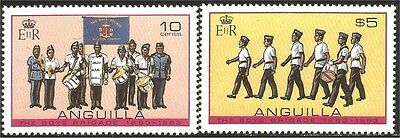 Anguilla Scouts Baden Powell MNH ** (63)