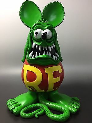 Jumbo RAT FiNK FEVER Resin Big STATUE DADDY Doll Figure 30cm 12inch 2013