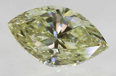 Certified 0.45 Carat K Color VS1 Marquise Natural Loose Diamond 6.69x4.05m VG VG