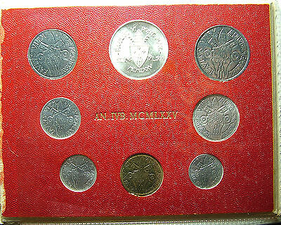 1975  Holy Year   Vatican  Complete  Coins  Set  Mint   Pope Paulus VI