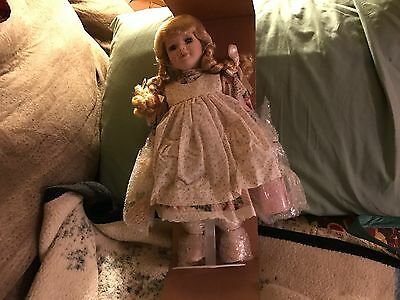 Collectable Porcelain Doll