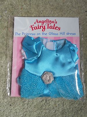 Angelina Ballerina Fairy Tales outfit B.N sealed #41 Princess on the glass hill