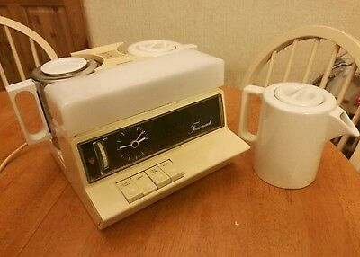 Vintage Goblin 860 Teasmade (Working Great) Plus Spare Teapot