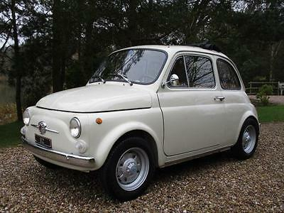 Fiat 500F Round speed ,with some nice extras
