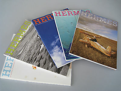 Collection of 5 x HERMES Magazines