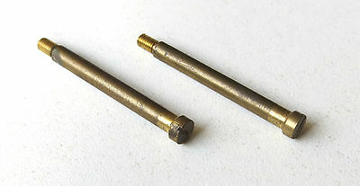 2 x Triang / Hornby body fixing screw for coaches, spares