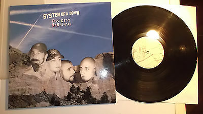 LP SYSTEM OF THE DOWN - Toxicity Sessions RARE 2015 fast wie neu