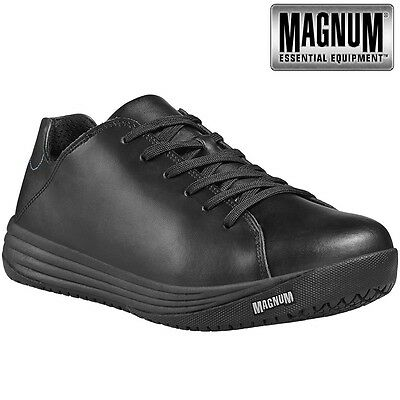 Mens Magnum Leather Medical Nurses Chefs Waiters Healthcare Trainer Shoe Boots S
