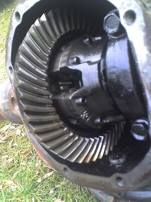Differential lock Nissan Pick up