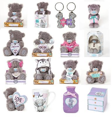 Me to You Latest Winter Gifts Selection & New Plush Range - Tatty Teddy Bear