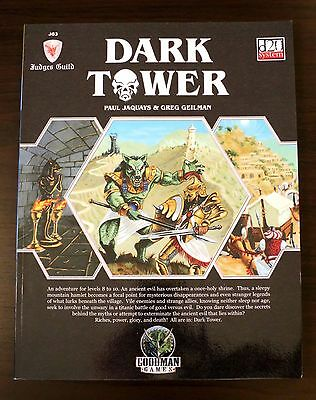 DARK TOWER - NEW - Goodman Games / Judges Guild - 3.5 Dungeons & Dragons