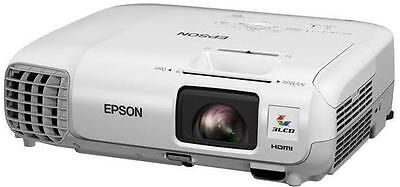 Epson EB-X27 3LCD Projector 2700 Lumens XGA with Speakers - Retail Boxed Grade