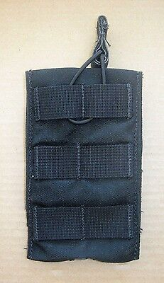 Eagle industries 5.56 1 mag shingle single pouch molle black bungee 223 magazine