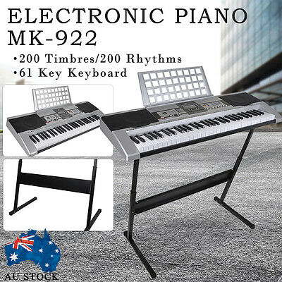 2017 Combo Stand + 61 Keys Electronic keyboard/Electric Piano/Power Adaptor