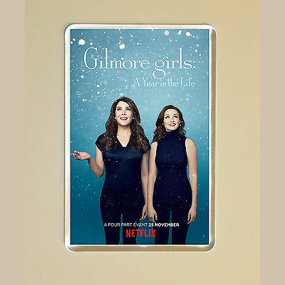 Gilmore Girls: A Year In The Life - Lauren Graham - Alexis Bledel - Magnet #4