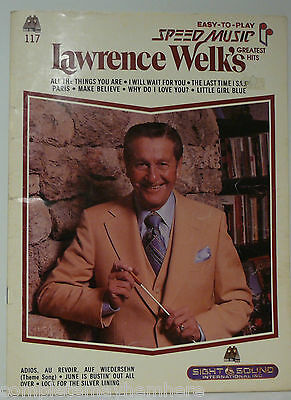 No. 117 Lawrence Welk's Greatest Hits  Easy-to-play Speed Music Theme song