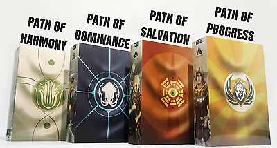 ANACHRONY Game KICKSTARTER LEADER BOX SLEEVE ED+EXCLUSIVES+MINIS+3EXPANSIONS/NEW