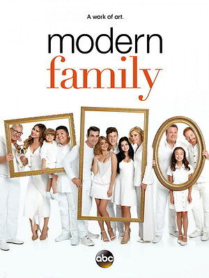 "6874 Hot Movie TV Shows - Modern Family Season 8 24""x32"" Poster"