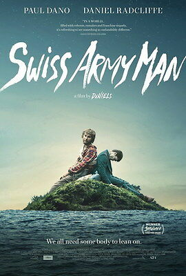 "7176 Hot Movie TV Shows - Swiss Army Man 2016 24""x35"" Poster"