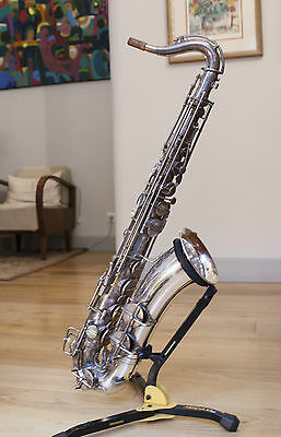 Vintage Beaugnier Tenor Sax Made in France