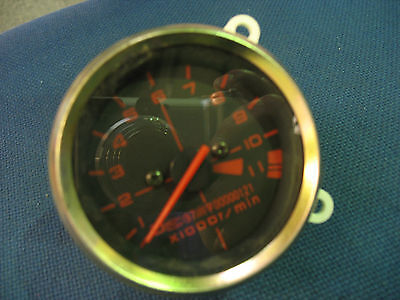 Honda Xl125 S Tacho / Tachometer Rev Counter Clock - Pattern - New